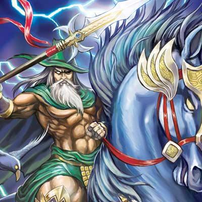 北欧神話の最高神