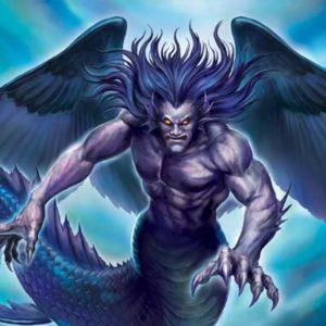 半魚人の悪魔ダゴン